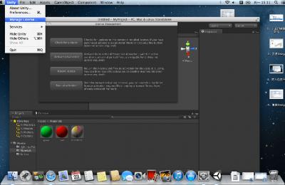 Unity3D Mac版破解安装方法