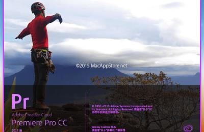 Adobe Potoshop CC 2014 / 2015 for Mac 序列号激活(Adobe CC系列破解)方法
